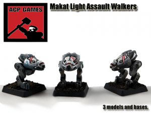 small walkers for makat